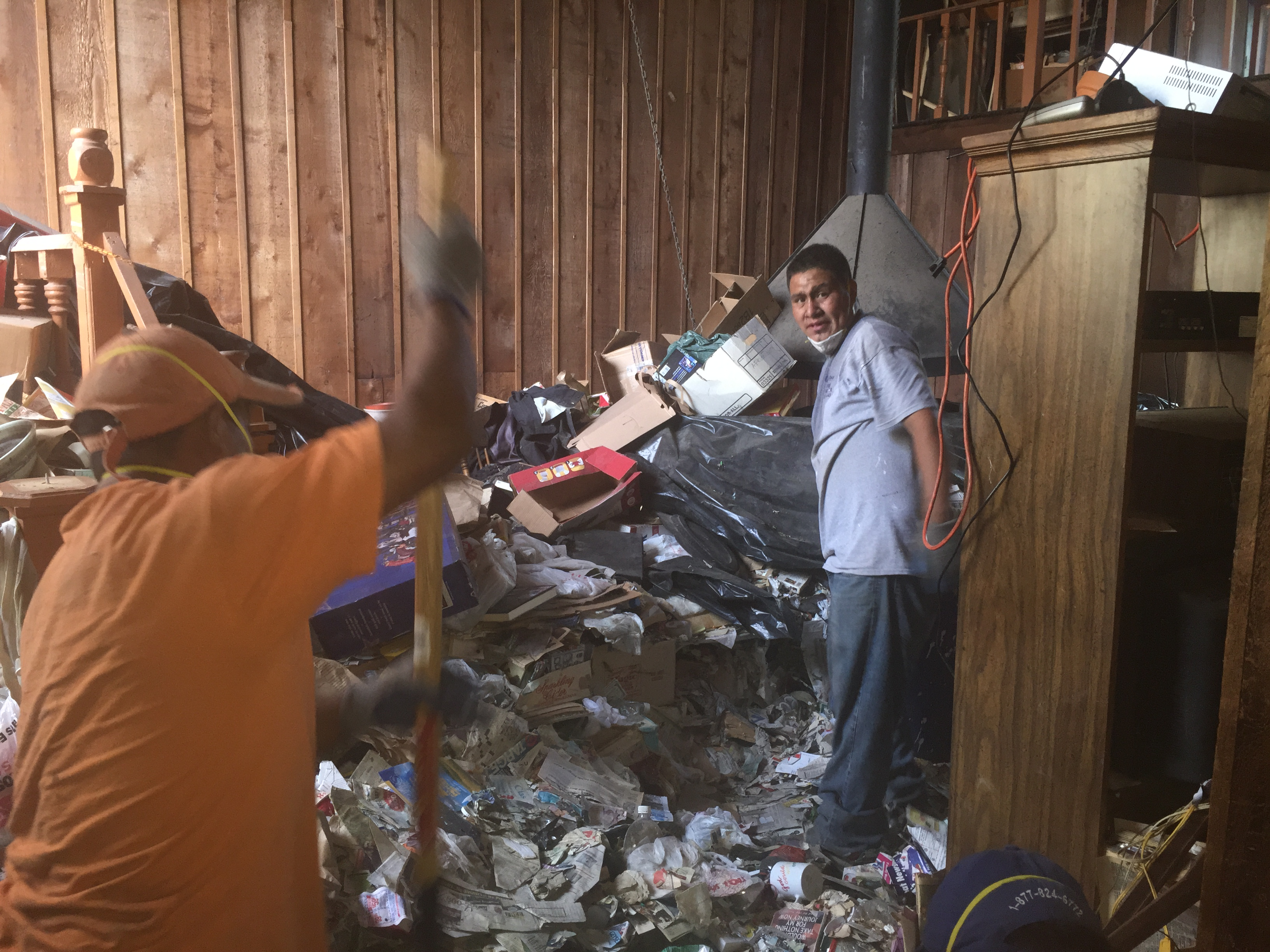 hoarder cleaning los angeles